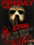 Friday the 13th Halloween Kickoff Party!!